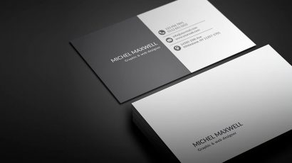 Business cards Los Angeles